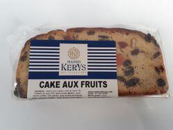 cake aux fruits 300g, MAISON KERYS,  produit en BRETAGNE