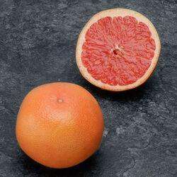 Pomelos rouge Star ruby, calibre 45, Afrique du sud, la pièce