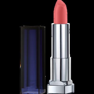 Rouge à lèvres mat intense color sensational les audacieux 883 orange danger MAYBELLINE