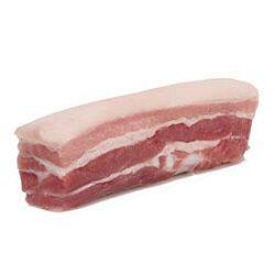 Poitrine de porc tranchée, 300g