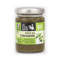 Pâte de Coriandre Bio LE COQ NOIR 85g