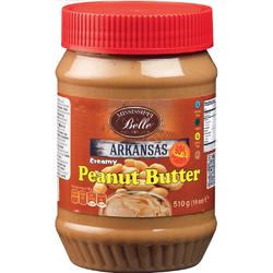 Beurre de cacahuète crémeux MISSISSIPPI BELLE 510g