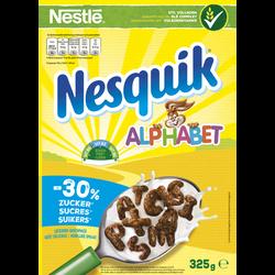 Céréales NESQUIK abc, paquet de 325g