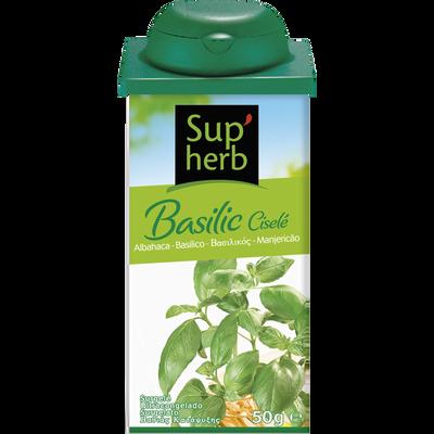 Basilic SUP'HERB, boite de 50g