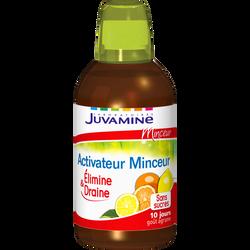 Activateur minceur goût agrume JUVAMINE, 500 ml