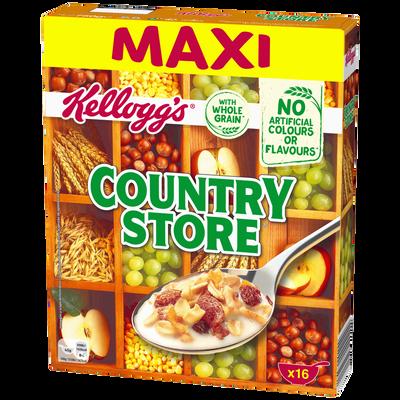 Céréales country store KELLOGG'S, paquet de 750g