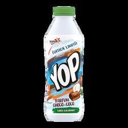 Dess.lacté chocolat sav.nx coco YOP édition de saison 825g