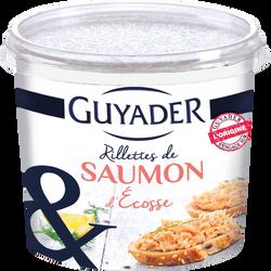 Rillettes de saumon d'Ecosse GUYADER, 120g