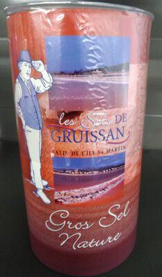 gros sel  gruissan 500 gr