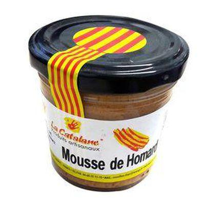 Mousse de Homard, le pot de 110G - LA CATALANE