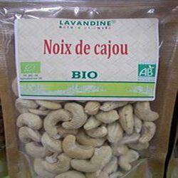 noix de cajou bio 125g