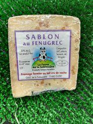 SABLON AU FENUGREC