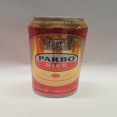 BIERE PARBO CAN 50CL 5°