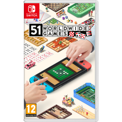 Jeu NINTENDO Switch 51 worldwide games
