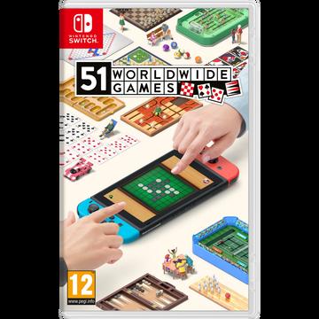 Nintendo Jeu Nintendo Switch 51 Worldwide Games -