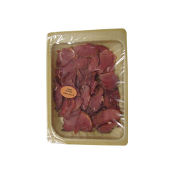Filet mignon fumé 5 baies 150g