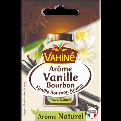 Arôme naturel de vanille VAHINE, flacon de 20ml