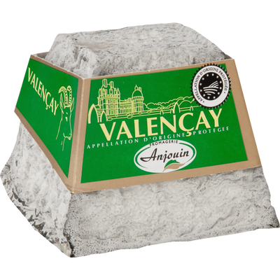 Valençay nu aoc fromagerie de la vallée du cher 220g
