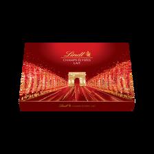 Lindt Assortiment 41 Bouchées Lait Champs-elysées , Boîte De 482g