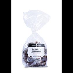 Papillotes de caramel au chocolat & beurre Charente Poitou fleur de sel de l'Ile de Ré, 200g