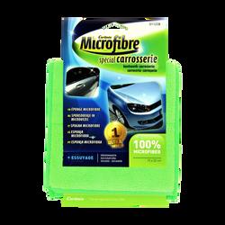 Lavette éponge microfibre ultra absorbante CARLINEA, spécialcarrosserie