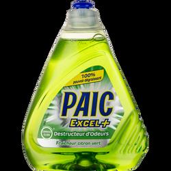 Liquide vaisselle anti odeur Excel+ PAIC, 500ml