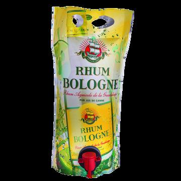 Bologne Rhum Agricole Bologne Blanc 50° 1,75 Litre