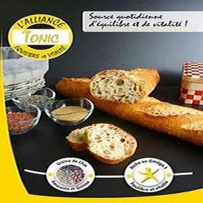 BAGUETTE L'ALLIANCE TONIC 250G