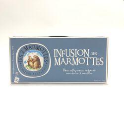 INFUSION DES MARMOTTES