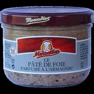 Pâté de foie à l'armagnac, LOU GASCOUN, 190g