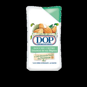 Dop Crème De Douche Douceur Au Lait Amande Douce Dop, Flacon De 250ml