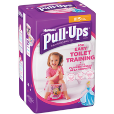Huggies Couches Culottes Pour Filles Pull Ups , Taille 4, X16