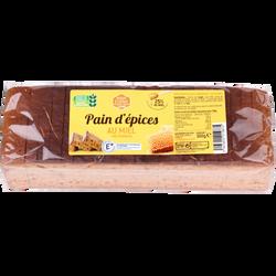 Pain épices miel prétranché panimiel LES RUCHERS DU GUE, 300g