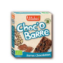 KALIBIO BARRE CEREALIERE CEREALE ET CHOCOLAT 150GR 1CT
