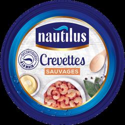 Crevettes sauvages NAUTILUS, 105g