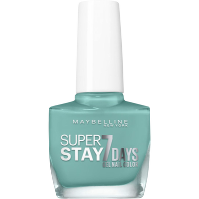 Vernis à ongles tenue & strong citrus charge blfr/nl 915 turquoise&tango MAYBELLINE