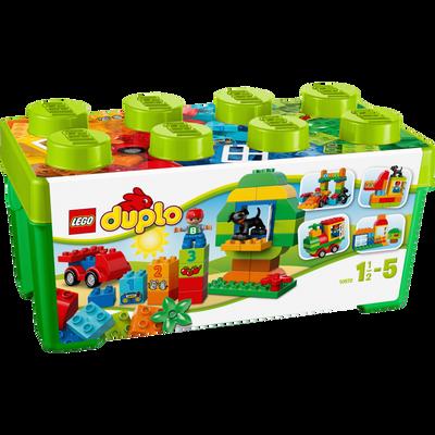 Grande boite du jardin en fleurs LEGO Duplo
