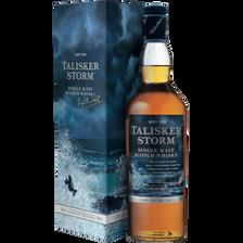 Scotch whisky single malt TALISKER Storm, 45,8°, bouteille de 70cl sous étui