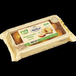 Moelleux pur beurre pomme BIO MISTRAL, 225g