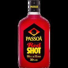 Liqueur PASSOA, red shot 30°, bouteille de 50cl