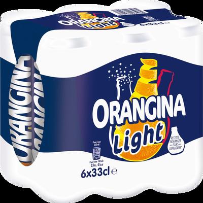 ORANGINA light slim boîte 6x33cl