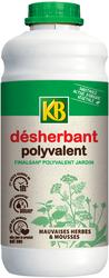 Désherbant polyvalent KB 750ml multi finalsan