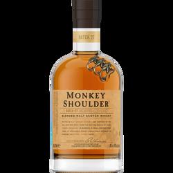 Scotch whisky blended malt MONKEY SHOULDER, 40°, bouteille de 70cl