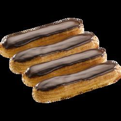 Eclair au chocolat, L'ATELIER GEORGET, 4 pièces, 320g