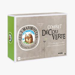 COFFRET DECOUVERTE