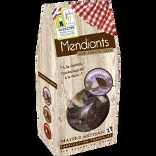 Mendiants chocolat au lait JULES O FOURNEAUX, 160g