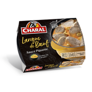 Charal Langue De Boeuf Sauce Piquante, Charal, 300g
