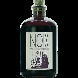 Liqueur de noix des pères CHARTREUX 23° bouteille de 1 litre
