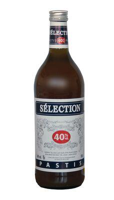 Pastis sélection, 45°, 1 litre