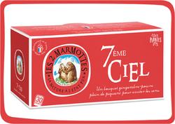 7EME CIEL infusion des marmottes 30 sachets soit un poids net de 45g